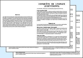 the game regle du jeu pdf